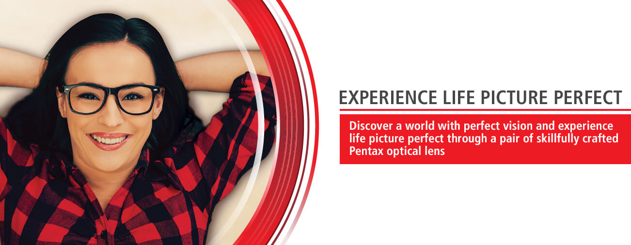 Pentax - Experience Life Picture Perfect
